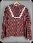 Ladies Pullover Blouse Size Large