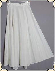 Wah Maker Natural color Cotton Skirt Size 6 or 10