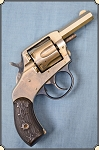 Harrington & Richardson The American Double Action in .32 S&W centerfire. 2 1/2 inch barrel