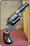 Near Mint-Colt New Line single action revolver, .38 cal. Center fire