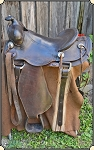 Heiser Ranch Saddle