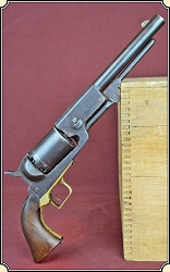 Counterfeit of a rare Colt Walker percussion revolver