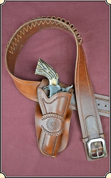 Holster and belt  by Classic Old West Styles