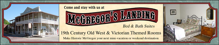 McGregors Landing Bed and Bath
