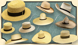 Town & Country Straw Hats