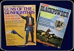 2 Great Guns & ammo  guide Annuals for the Old West Collector