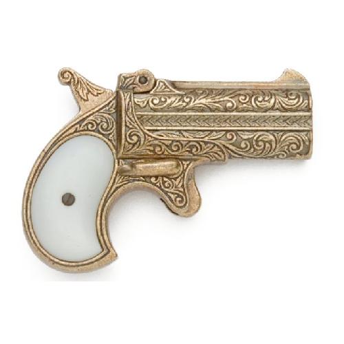 Derringer Pistol Replica Non Firing Replica Pistol