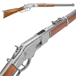 Non- firing replica rifle - 1866 Western Lever Action Rifle