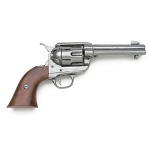 Non- firing replica pistol 4 3/4 - Antique grey SA