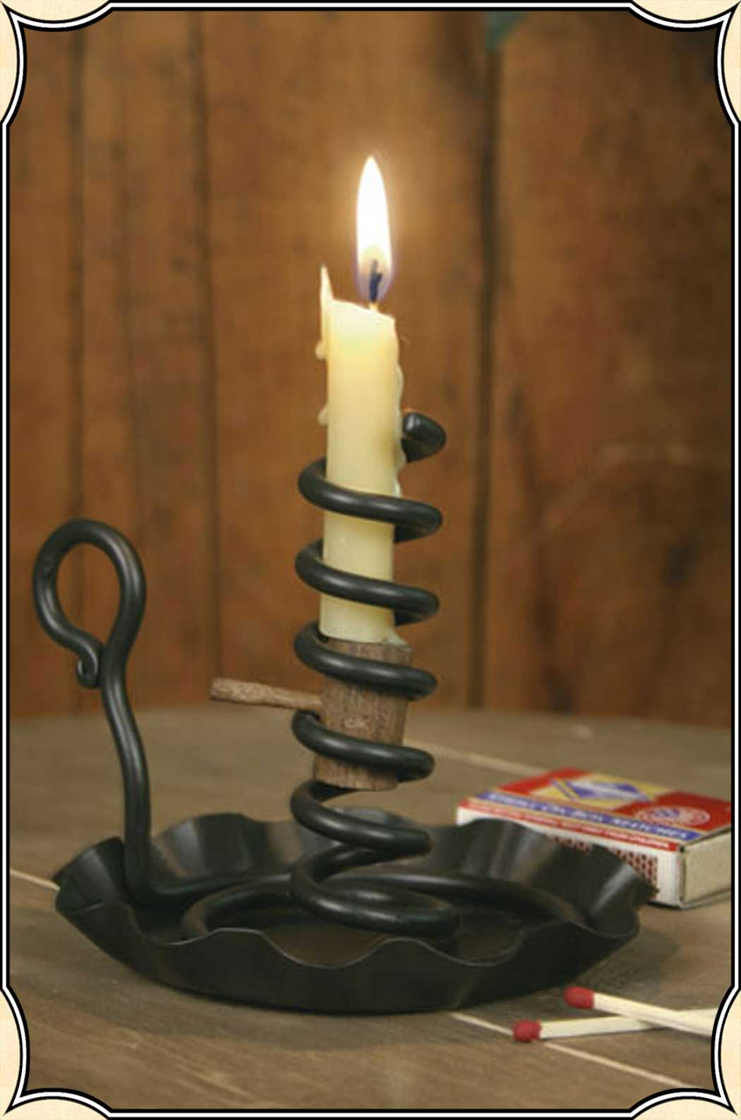 Mini Courting Candle