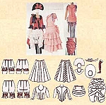 Sewing patterns for western style saloon girls? - Yahoo! UK