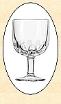 Saloon - Set of 6 Monte Beer Glasses - 12 oz.