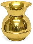 Saloon - Solid Brass Spittoon