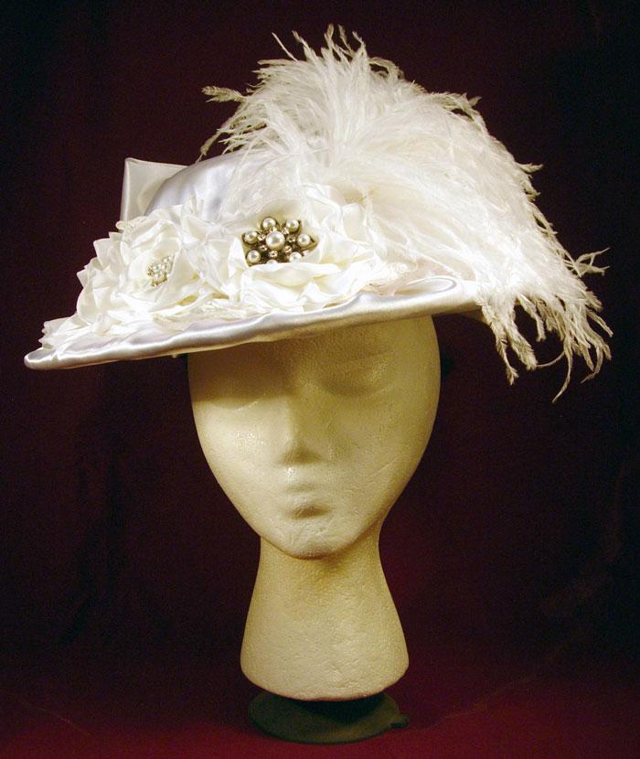 ladies victorian hats - photo #22