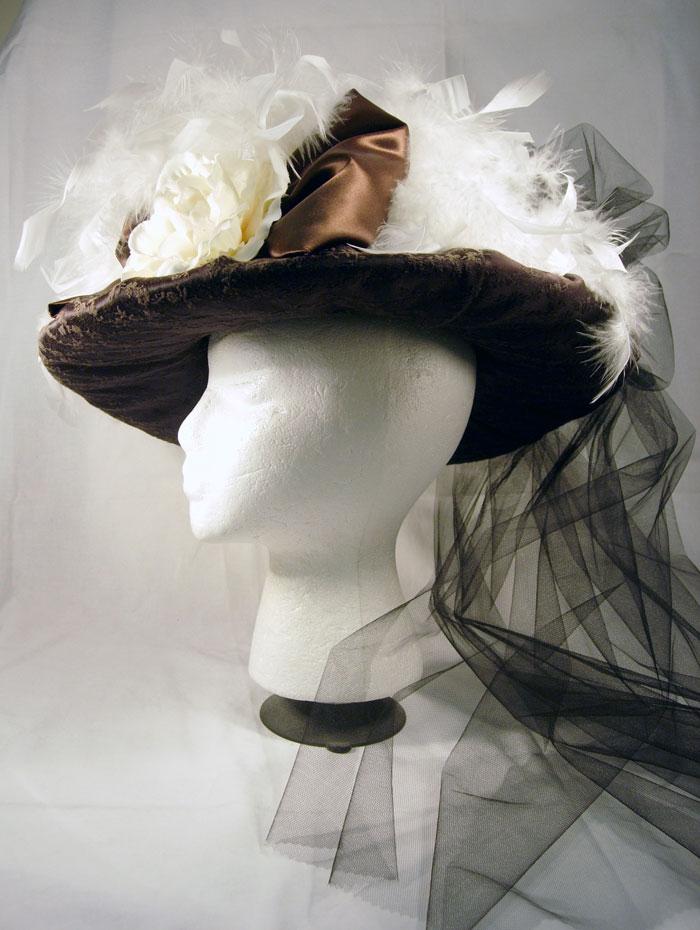 ladies victorian hats - photo #15