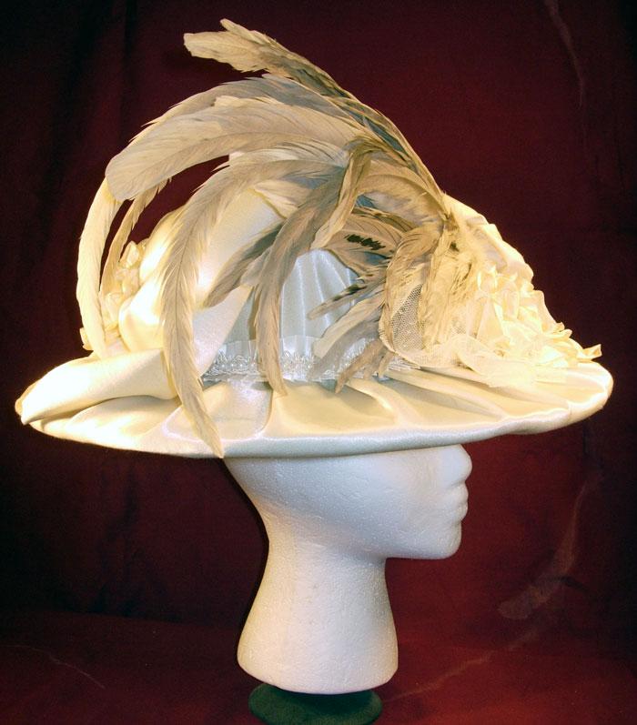 ladies victorian hats - photo #13