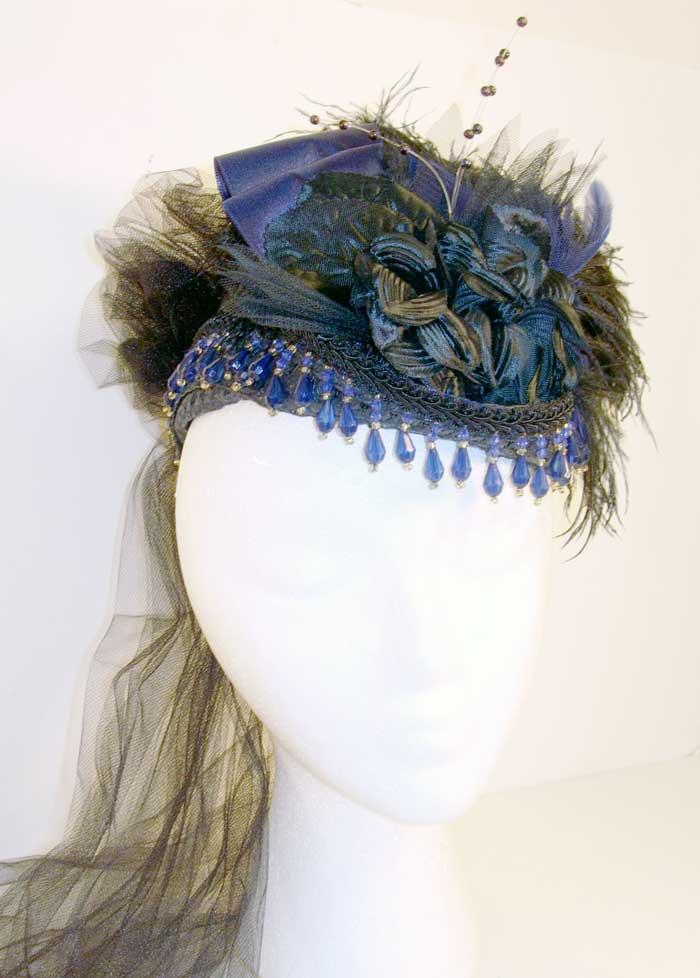 ladies victorian hats - photo #23