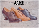 Shoes - Ladies Jane Shoe
