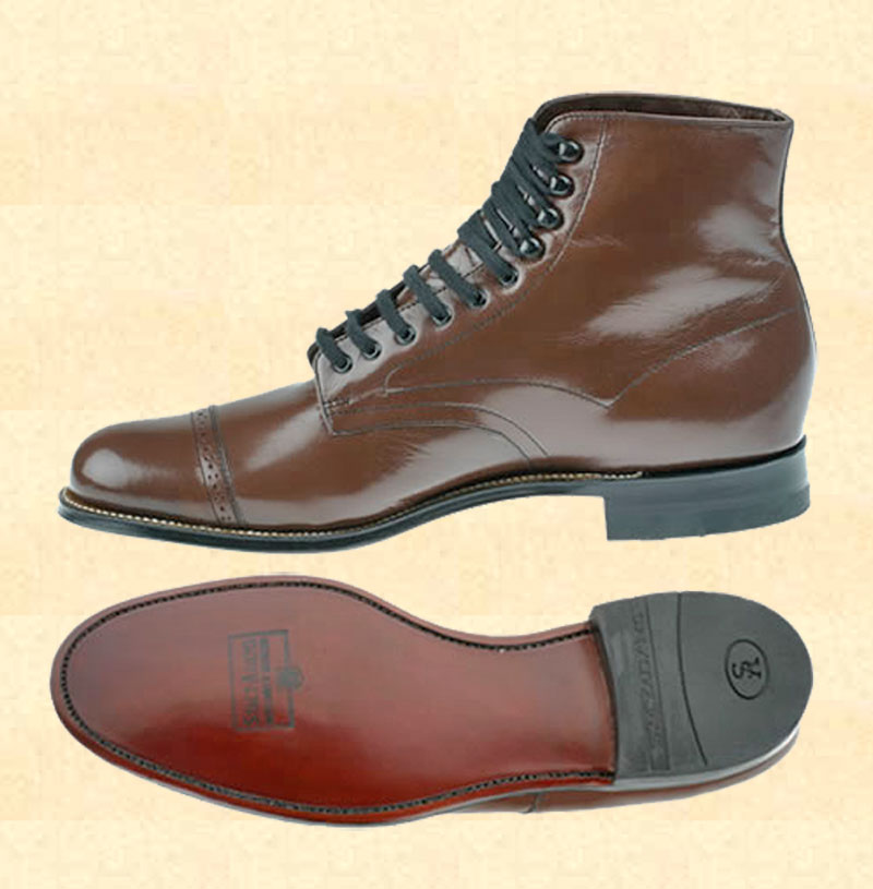 boots men s hi top dress shoe leather rjt 098 $ 129 95 availability