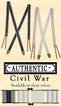 Suspenders - Civil War Suspenders