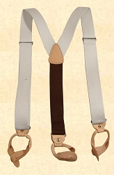 Suspenders - Web Y-Back Suspenders