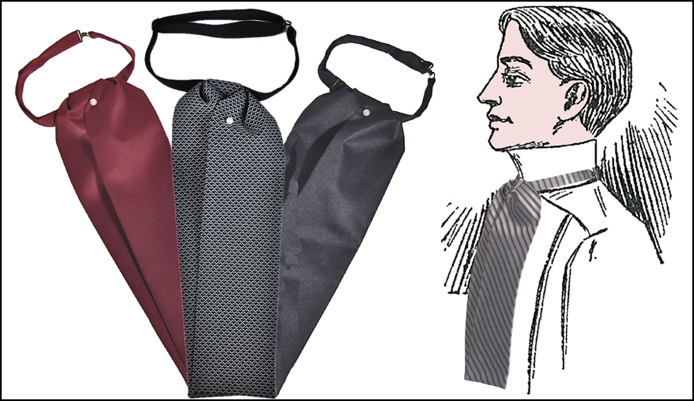 puff tie