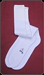 Boot Socks - White