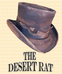 Men's Hat - Old Desert Rat Hat