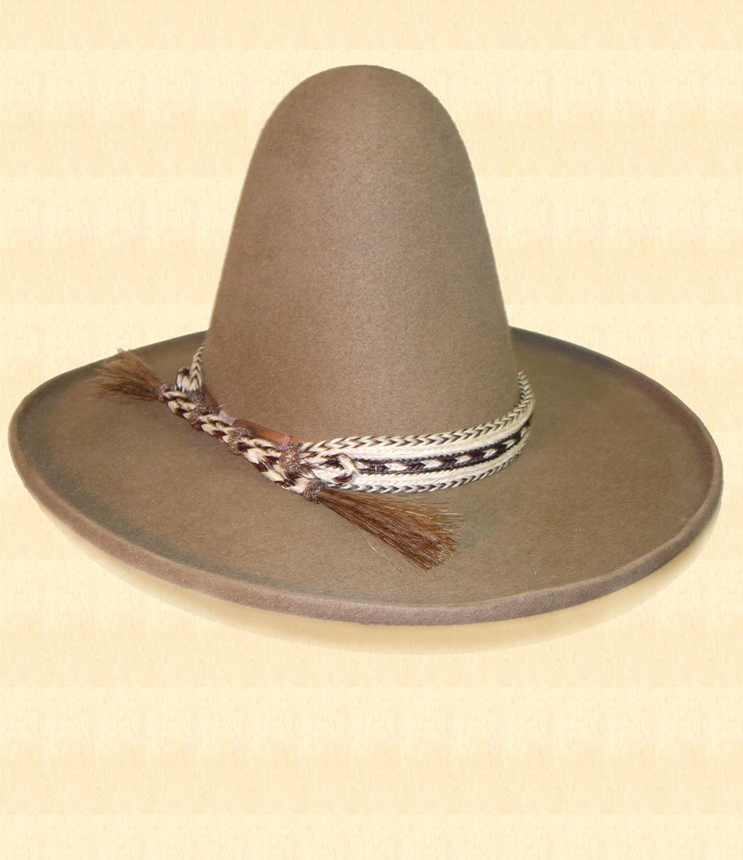 The Real Sugar Loaf 10x Fur Felt Hat