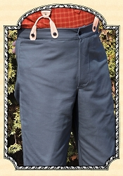 Trousers - Dark Grey Duck - Cotton - Heirloom Brand