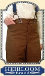 Trousers - Save $5 - Last of the Material ~ Suspender Trousers - Cotton
