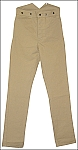 Trousers - Suspender Pants Frontier