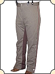 Trousers - Vaquero Pants - Cotton Herringbone