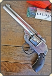 Antique Iver Johnson Hammerless .32 S&W