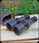 Very Nice Civil War era binoculars with restored optics