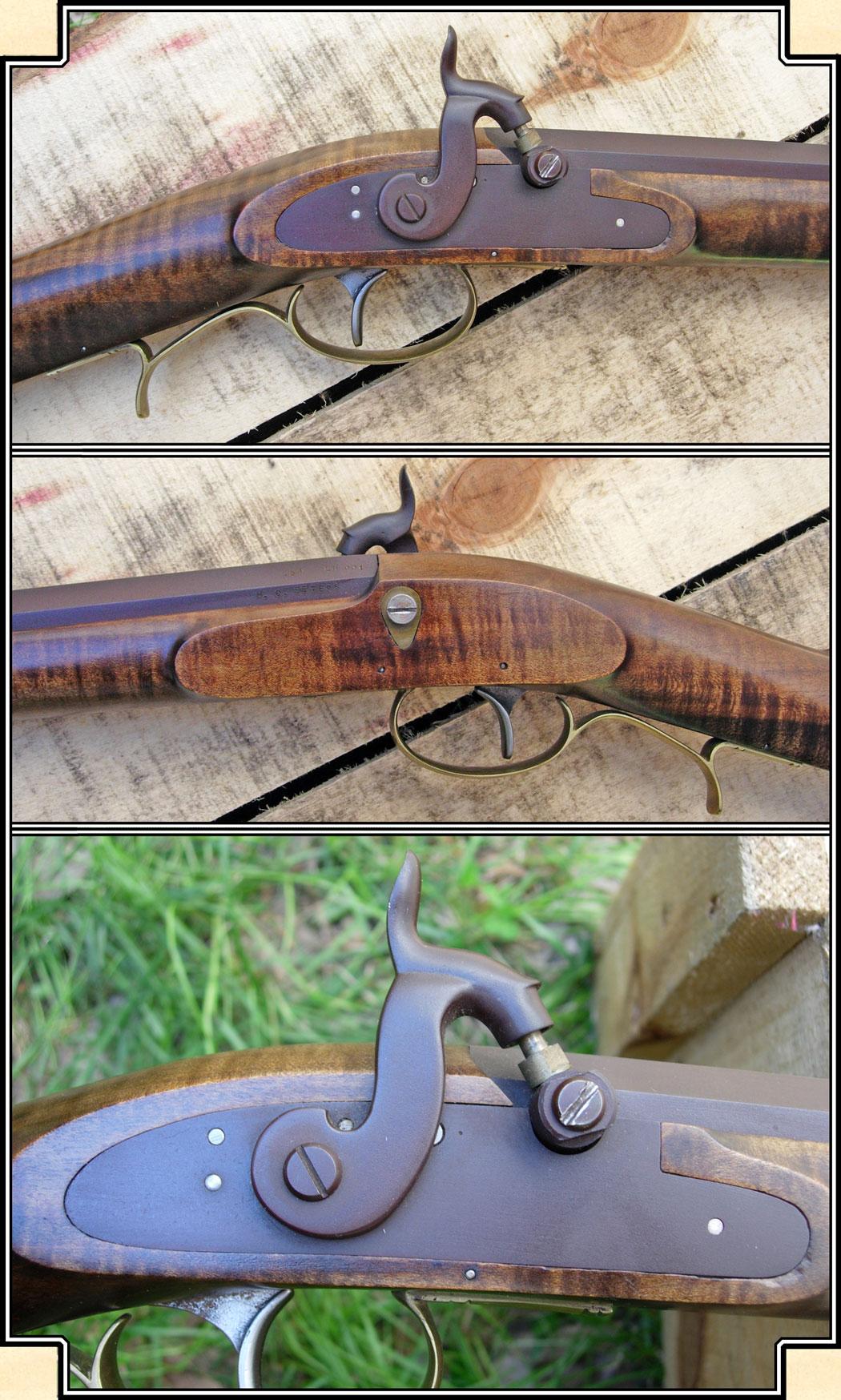 Z Sold Grrw Leman Indian Trade Rifle