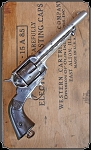 Rare Remington model 1890, single action revolver, .44-40 caliber
