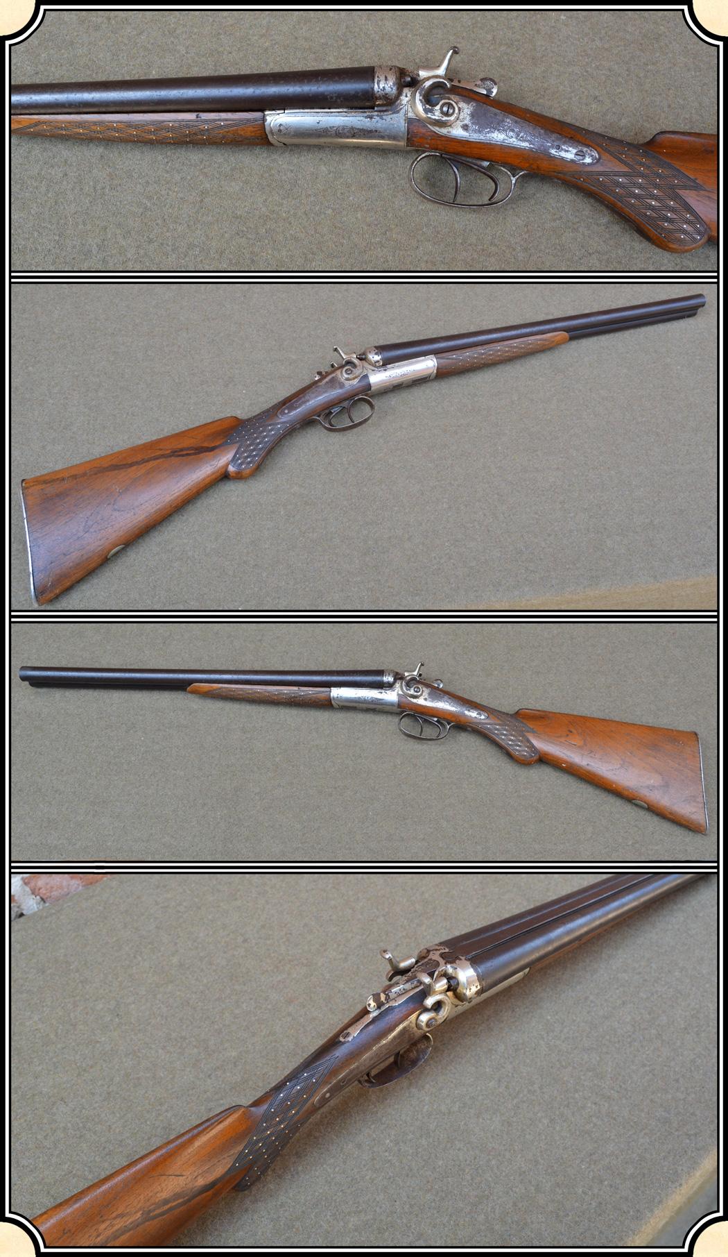 Schrotpistole