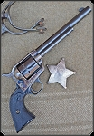2nd Generation Colt SAA .357 Magnum