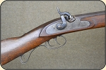 Price Reduced .54 Cal. Rocky Mountain rifle.