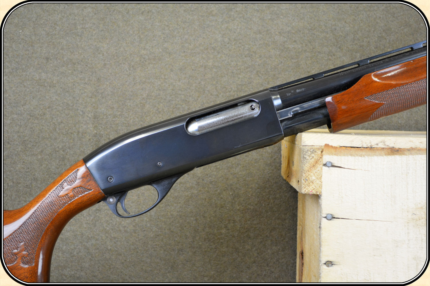 Dating remington 870 shotgun