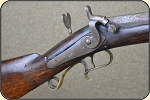 Price Reduced Original .38 cal Plains rifle. maker Spies