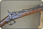 Price Reduced Model 1873 Springfield trap door rifle