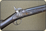 Price Reduced 1864 Springfield rifle
