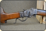 Price Reduced J. Stevens A&T Co. .25-20 take down  Schuetzen Target Rifle