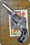 Colt New Line spur trigger revolver, .22 cal. center fire