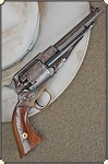 Conversion of a 1858 Navy Arms Remington