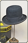High quality Dobbs Derby hat 7 1/4  with original hat box