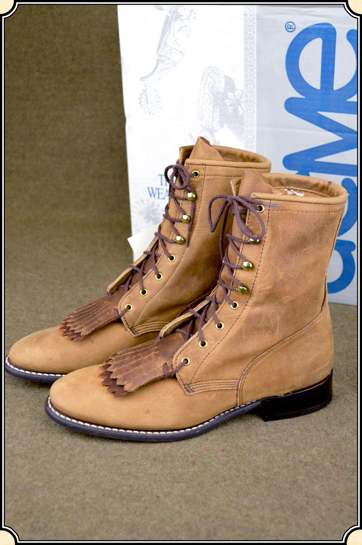 Ladies Western Shoe Boots