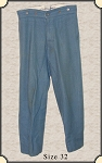 Used Union Civil War Mounted trousers
